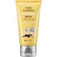Глинянная маска с вулканическим пеплом для глубокой очистки пор Mizon Pore Clearing Volcanic Mask, 80 мл