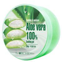 Многофункциональный гель с экстрактом алоэ-вера The Orchid Skin Aloe Soothing Gel 300 мл.