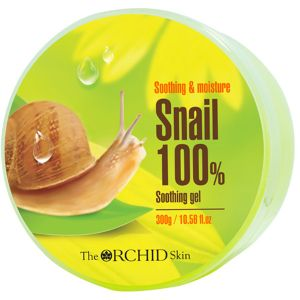 Многофункциональный гель с муцином улиткиThe Orchid Skin Snail Soothing Gel 300 мл.