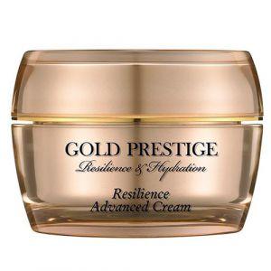 Увлажняющий крем для упругости кожи Ottie Gold Prestige Resilience Advanced Cream 50 мл