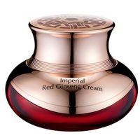 Улиточный крем с женьшенем Ottie Imperial Red Ginseng Snail Cream, 50 мл