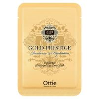 Гидрогелевые патчи Ottie Gold Prestige Resilience Hydrogel Eye Zone Mask, 3 г