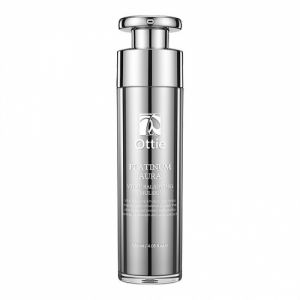 Антивозрастная эмульсия с экстрактом платины Ottie Platinum Aura Vital Balansing Emulsion 120 мл