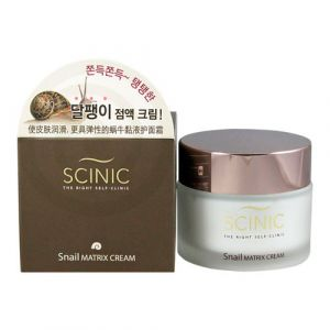 Крем для лица с муцином улитки Scinic Snail Matrix cream 50 мл