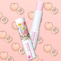 Персиковый бальзам для губ SeaNtree Moisture Steam Lip Balm - Peach 3,2 г