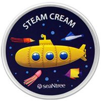 Паровой крем для лица с аргановым маслом SeaNtree Art Steam Cream 35 мл