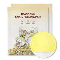 Пилинг диски для лица с муцином улитки SeaNtree Radiance Snail Peeling Pad 20 мл