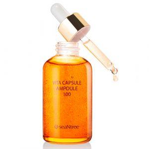 Ампула с витамином С SeaNtree Vita Capsule Ampoule 100 100 мл