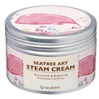 Питательный паровой крем для лица и тела SeaNtree Art Steam Cream 60 г