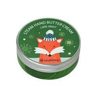 Крем паровой для рук с лаймом SeaNtree steam hand butter cream lime mint 35 мл