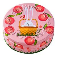 Паровой крем для рук в баночке с персиком SeaNtree Steam Hand Butter Cream Soft Peach 35 мл