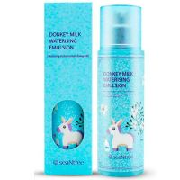 Улажняющая эмульсия на основе ослиного молока SeaNtree Donkey Milk Waterising Emulsion 180 мл