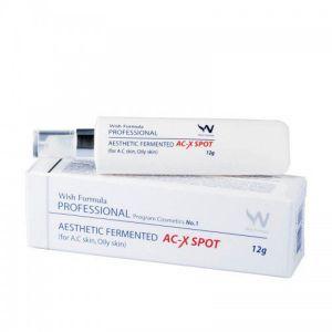 Ферментированный крем от угревой сыпи Homecare Fermented AC-X Spot Wish Formula Homecare Fermented AC-X Spot 12 г