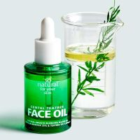 Масло для проблемной кожи с 35% центеллы Азиатской So Natural Centel Teatree Face Oil 18 г