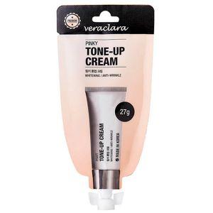 Крем тональный для сияющей кожи Veraclara brightening tone-up cream 27 г