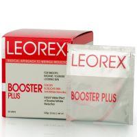 Маска против морщин усиленная для сухой и чувствительной кожи LEOREX, 30 пакетиков по 3,3 мл
