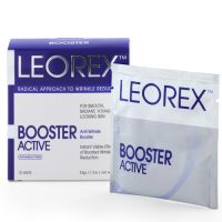 Маска для экспресс-разглаживания морщин LEOREX, 10 пакетиков по 3,3 мл