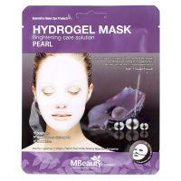 Осветляющая гидрогелевая маска с жемчугом Mbeauty 25 г