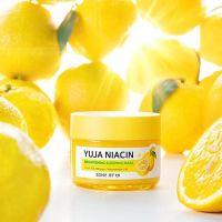 Ночная маска с витамином С и ниацинамидом для сияния кожи Some By Mi 60 г