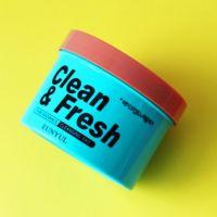 Очищающие диски для снятия макияжа Eunyul 170 мл