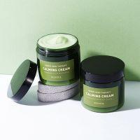 Успокаивающий крем-гель для лица с экстрактами зеленых плодов Eunyul 270 г