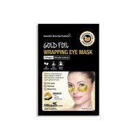 Патчи для упругости кожи с признаками старения на основе коллагена и золота - Фольгированные MBeauty 1 пара