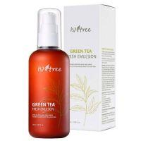 Освежающая эмульсия с зелёным чаем Isntree 120 мл