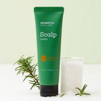 Скраб для кожи головы с розмарином Aromatica 165 г