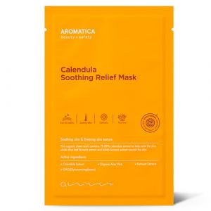 Успокаивающая маска с календулой Aromatica 19 г