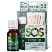 Точечное средство для проблемной кожи с чайным деревом Aromatica 10 мл