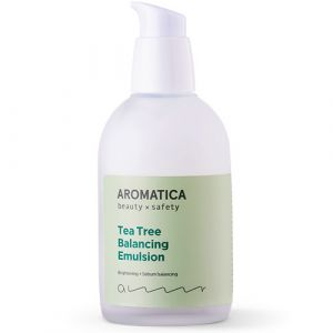 Балансирующая эмульсия с экстрактом чайного дерева Aromatica 100 мл
