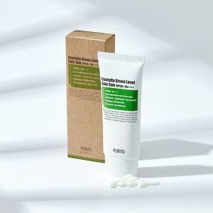 Крем солнцезащитный с центеллой SPF50+ PA++++ Purito 60 мл