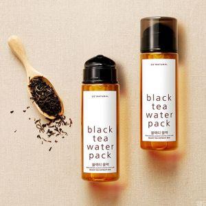 Концентрированный тонер-серум с черным чаем So Natural 200 мл