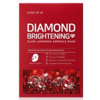 Осветляющая маска для сияния кожи с алмазным порошком Some By Mi 25 г