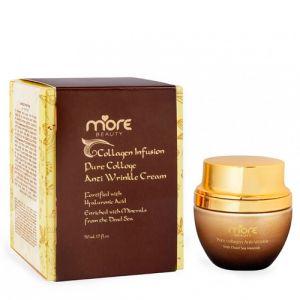 Крем для лица «Чистый коллаген» More Beauty Pure Collagen Anti Wrinkle Cream 35+, 50 мл