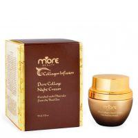 Крем ночной для лица «Чистый коллаген» More Beauty Pure Collagen Night Cream 35+, 50 мл
