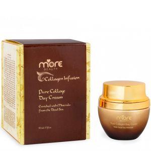 Крем дневной для лица «Чистый коллаген» More Beauty Pure Collagen Day Cream 35+, 50 мл