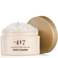 Пилинг для тела с солью Мертвого моря Киви и Манго Minus 417, 450 г