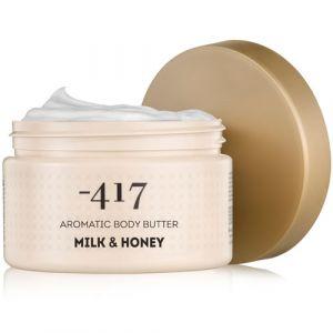 Масло-крем для тела Молоко и Мед Minus 417, 250 мл