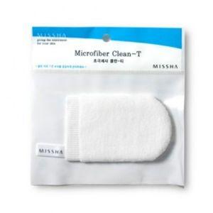 Варежка для очищения Т-зоны лица MISSHA Microfiber Clean-T