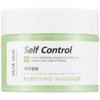 Массажный крем для лица Near Skin Self Control Purifying Massage MISSHA 200 мл