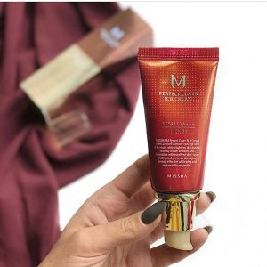Тональный крем MISSHA M Perfect Cover BB Cream SPF42/PA+++ (№.25/Warm Beige) 50 мл