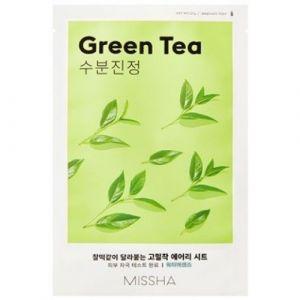 Маска для лица Airy Fit Sheet Mask (Green Tea) MISSHA 19 г