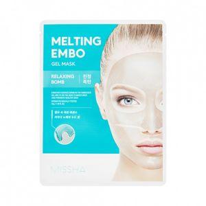 Маска для лица MISSHA Melting Embo Gel Mask (Relaxing-Bomb) 30 г