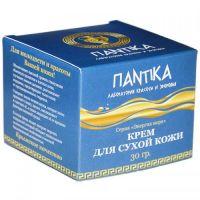 Крем для сухой кожи Серия «Энергия моря» Pantika 30 г