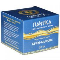 Крем баланс Серия «Энергия моря» Pantika 30 г