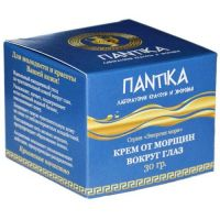 Крем от морщин вокруг глаз Серия «Энергия моря» Pantika 30 г