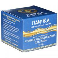 Косметические сливки для лица Серия «Энергия моря» Pantika 30 г