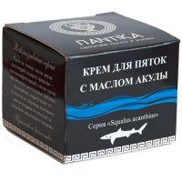 Крем для пяток Серия «Squalus acanthias» с маслом акулы Pantika 30 г