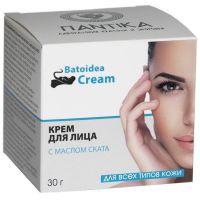 Крем для лица Серия «Batoidea» с маслом ската Pantika 30 г